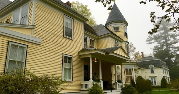 Hawthorn Inn Review: Girls' Weekend in Camden, Maine