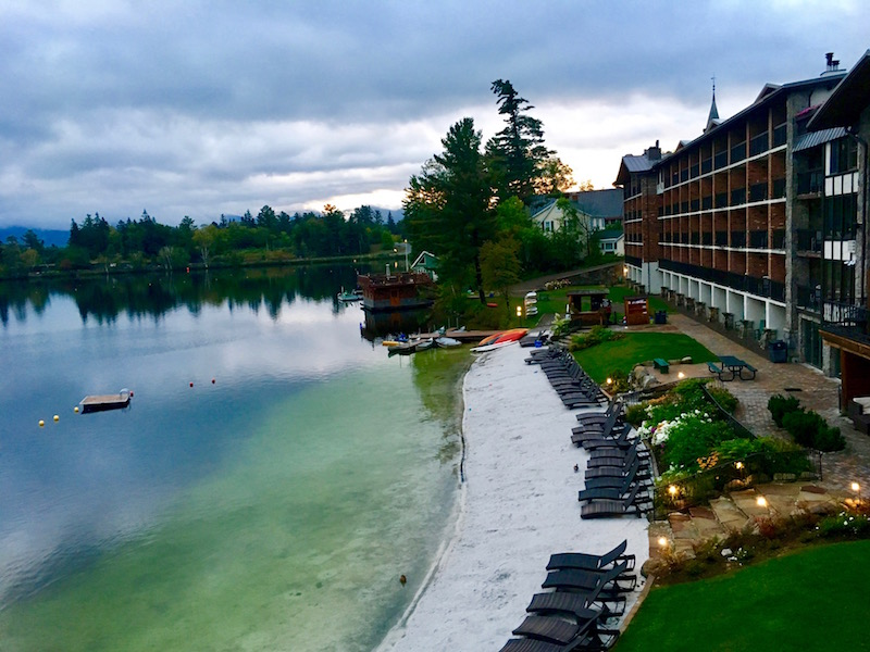 Golden Arrow Lakeside Resort Review: Lake Placid