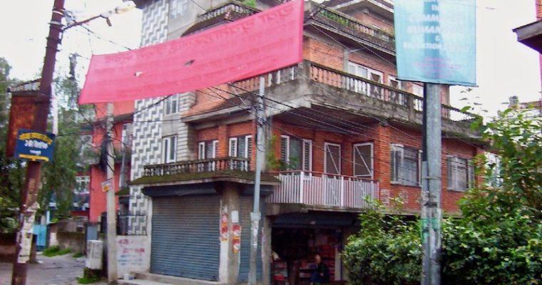 Memories of Nepal: My First Days in Kathmandu