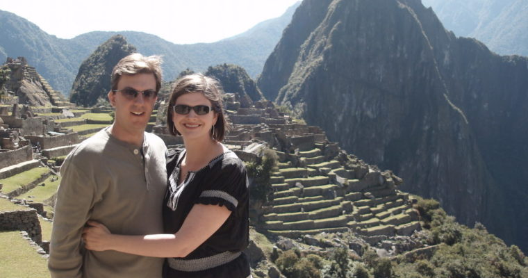 Traveling Lives: Fighting Husband Mike Willits