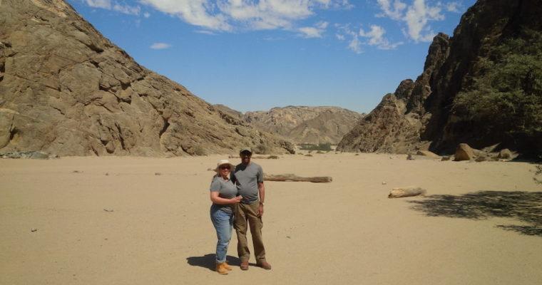 Traveling Lives: World Footprints Team Ian & Tonya Fitzpatrick