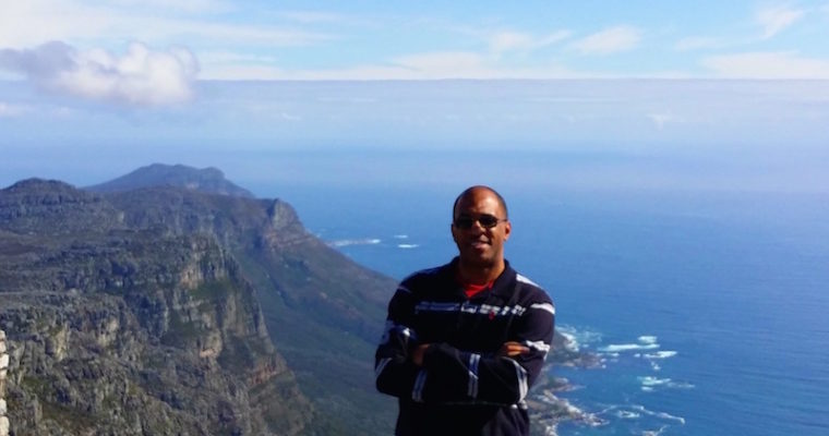 Traveling Lives: Engineer Kenny Hyde