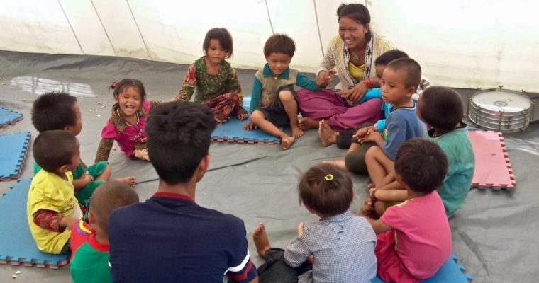"How The Umbrella Foundation is Helping End ""Voluntourism"" in Nepal"