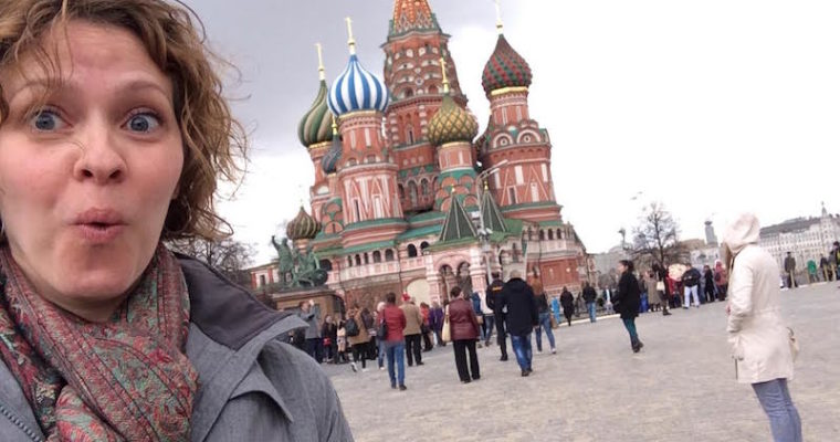 Traveling Lives: International Recruiter Trish Collins