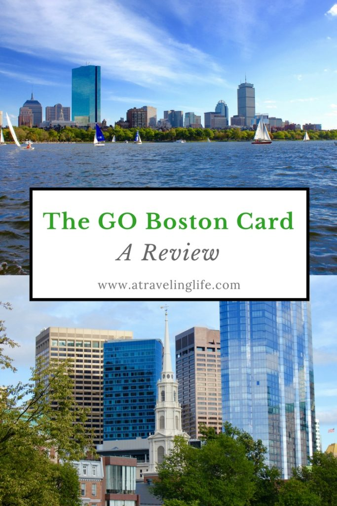 This my Boston GO City card review.