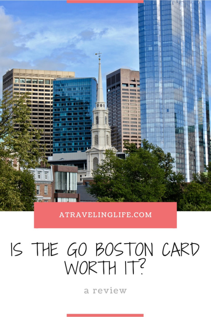 Thinking about trying out the GO City Card during your trip to Boston, Massachusetts? Read my GO Boston Card review to help you decide. | Things to do in Boston | Boston travel tips | Travel tips for Boston | #Boston #Massachusetts #TravelTips