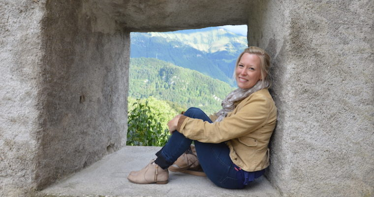 Traveling Lives: Professor and Travel Writer Kristin Winet