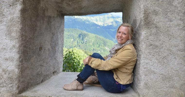 Traveling Lives: Professor and Travel Writer Kristin Winet