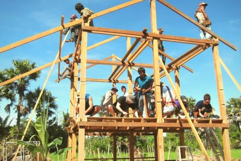 volunteer in Cambodia responsibly with Volunteer Building Cambodia