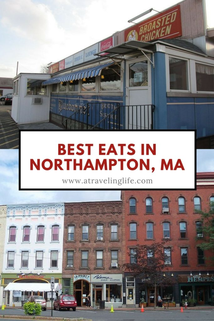 These are the best places to eat in Northampton, Massachusetts according to a local. Proximity to farms gives this college town a unique advantage for alternative diets and people with food restrictions. | Restaurants in Northampton | Western Mass | Best restaurants in Western Mass | #Northampton #Restaurants #WesternMass #TravelTips