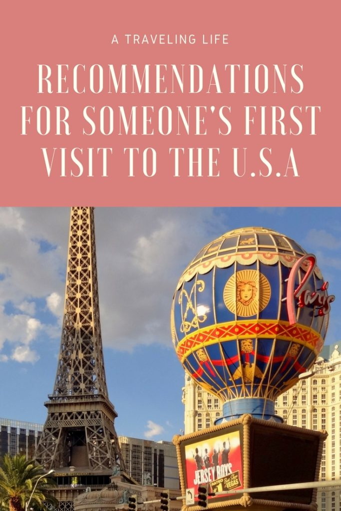 What You Need to Know for Your First Visit to the U.S.