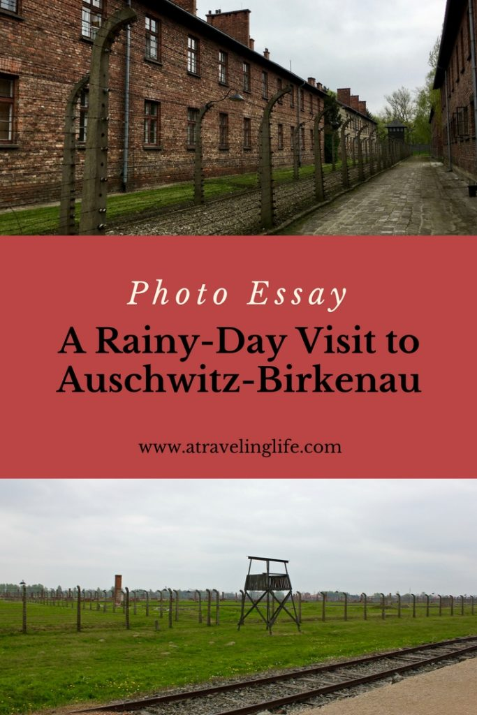 Photos depicting what it is like to visit Auschwitz-Birkenau Memorial Museum in Poland. Includes what to expect while you tour the grounds, how to get to Auschwitz, and where to make a reservation for your visit. | Auschwitz Poland | What to see at Auschwitz | Photos of Auschwitz | #Poland #WWII #History #Auschwitz