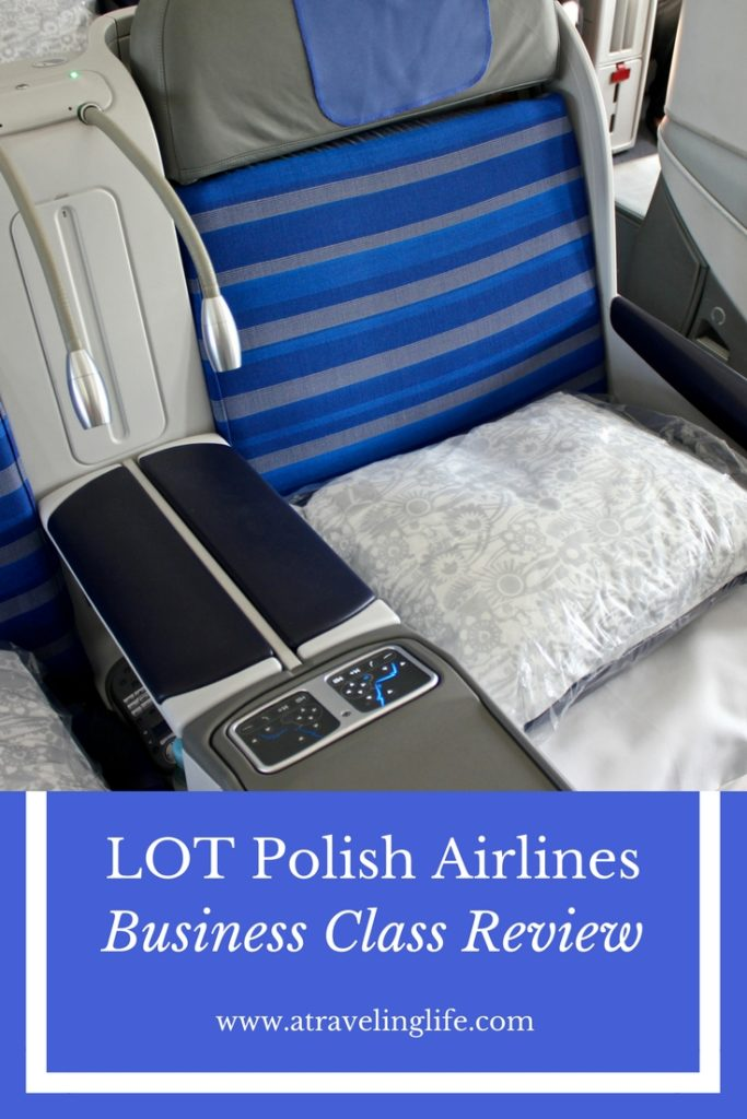I got to experience LOT Polish Airlines' inaugural flight from Newark to Warsaw from Business Class! Here is my full LOT Polish Airlines review. | Travel to Poland | Business class flight | Business class review | Airline reviews | #Poland #LOTPolishAirline #Review #BusinessClass