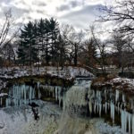 Minnehaha Falls in Minnesota