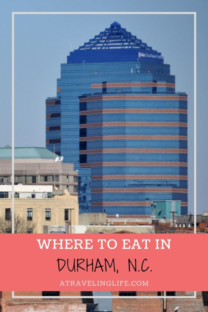This is a roundup of the best places to eat in Durham, North Carolina. Take it from a local and make sure to try these restaurants in Durham on your next visit. | Best restaurants in Durham, North Carolina | Where to eat in Durham, NC | Durham Restaurants | #Durham #NorthCarolina #TravelTips