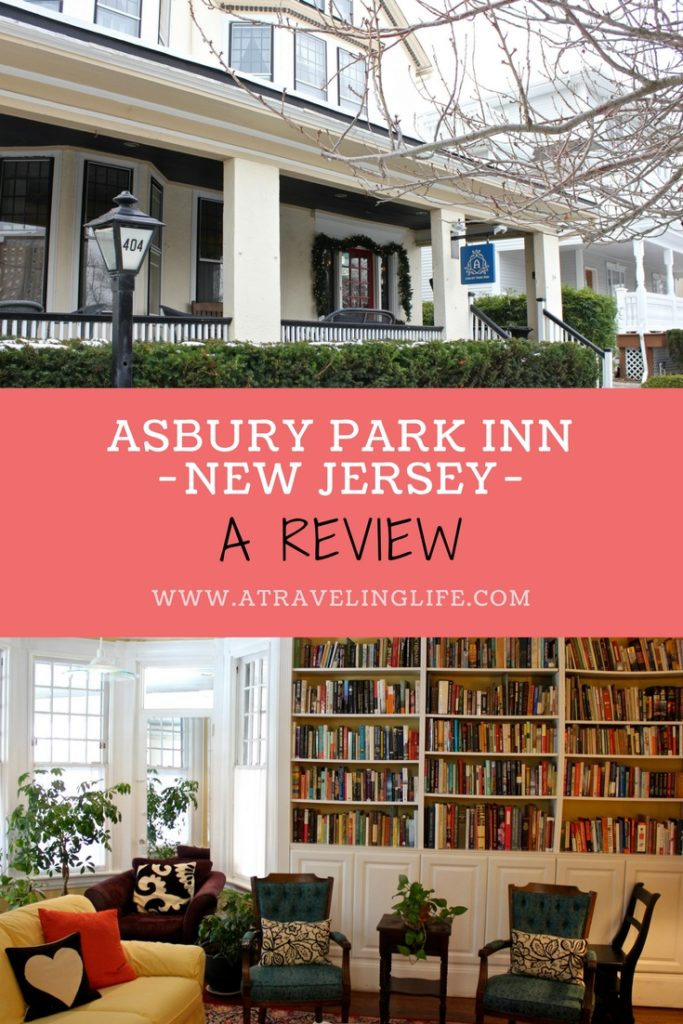 Here is my Asbury Park Inn review. I spent a night at the historic Asbury Park, New Jersey bed and breakfast during my weekend at the Jersey Shore.