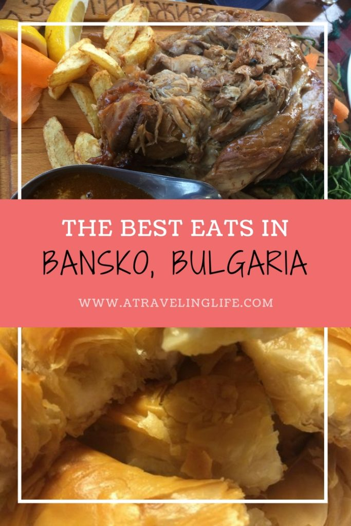 This is a roundup of the best places to eat in Bansko, Bulgaria.