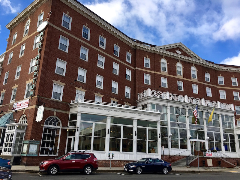 Hotel Northampton in Northampton, Massachusetts
