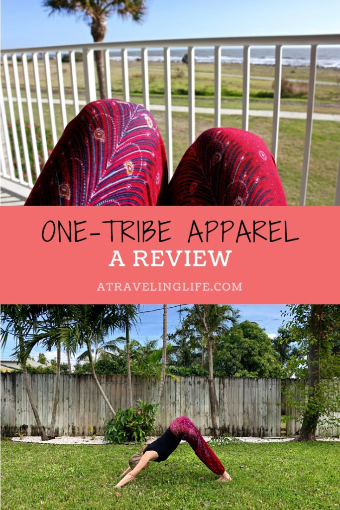 After wearing the ethically produced boho harem pants by One Tribe Apparel for a few months, I was hooked! Here is my One Tribe Apparel pants review. | One Tribe Apparel review | Harem pants for women | Ethical clothing brands | Ethical fashion | Travel fashion | #Review #EthicalClothing #Travel