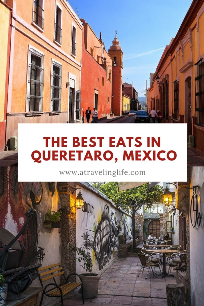 Are you looking for the best places to eat in Queretaro, Mexico? Click through for a list of unique local Mexican dishes to try and the best restaurants in Queretaro to eat them. As a bonus, vegetarians and vegans will find plenty of dishes to choose from beyond salads. | Queretaro Mexico | Queretaro Restaurants | Vegan Food in Mexico | Vegan in Mexico | #Mexico #Queretaro #TravelTips