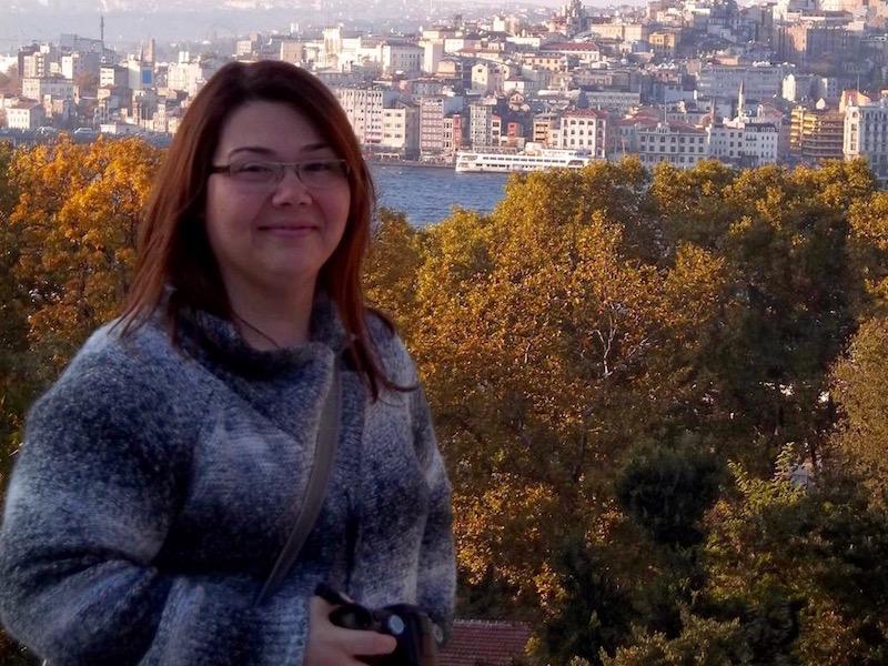 Traveling Lives: Working Mom Francesca Mazurkiewicz
