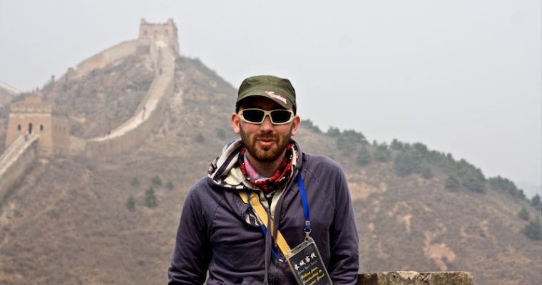 Traveling Lives: Contiki Guide and Filmmaker Glenn Kelly
