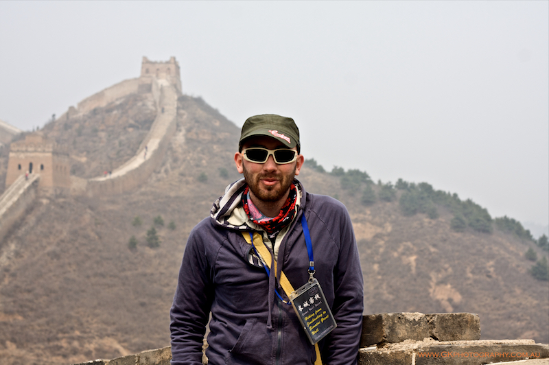 Traveling Lives: Contiki Guide and Filmmaker Glenn Kelly