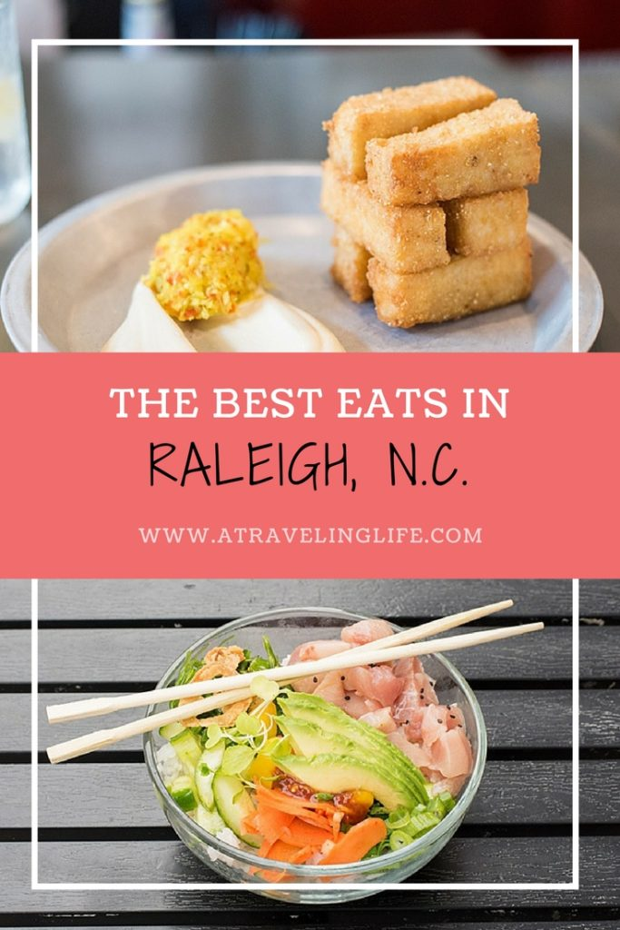 the best places to eat in Raleigh, North Carolina