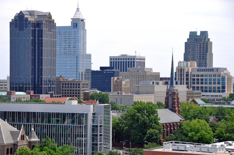 My Favorite Food Town: Raleigh, North Carolina
