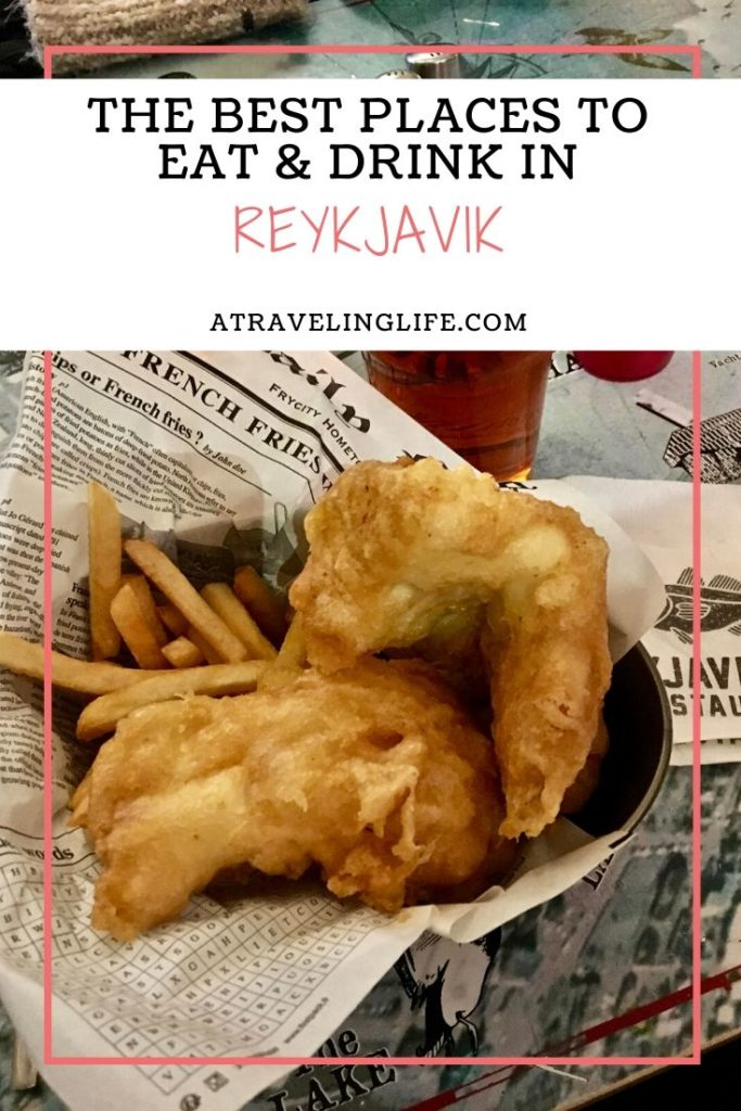 Here is a roundup of the best places to eat and drink in Reykjavik, Iceland. During a recent stay in Reykjavik, I had the opportunity to check out a variety of the city's cafes, bars, and restaurants. Here are the places that I enjoyed. | Cafes in Reykjavik | Best restaurants in Reykjavik | Best bars in Reykjavik | Reykjavik Iceland restaurants | Where to eat in Reykjavik Iceland | #Foodie #Reykjavik #Iceland