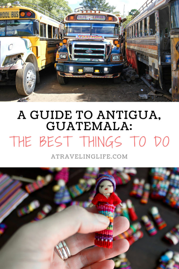 These are the best things to do in Antigua, Guatemala, focusing on sustainable activities. #visitguatemala