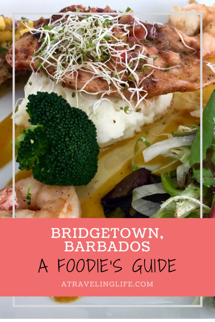 Are you looking for the best places to eat in Bridgetown, Barbados? Erika Ayn Finch, a cookbook author and foodie, dishes on where to eat in paradise.   Restaurants in Bridgetown Barbados   Bridgetown Barbados restaurant   Things to do in Barbados   Champers Barbados   Oistins Fish Fry Barbados   #Barbados #Bridgetown #Foodie #TravelTips
