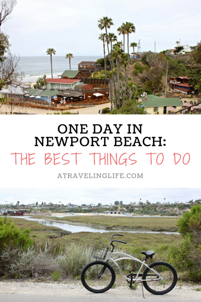 These are the best things to do if you have one day in Newport Beach, California. #visitnewportbeach #visitcalifornia