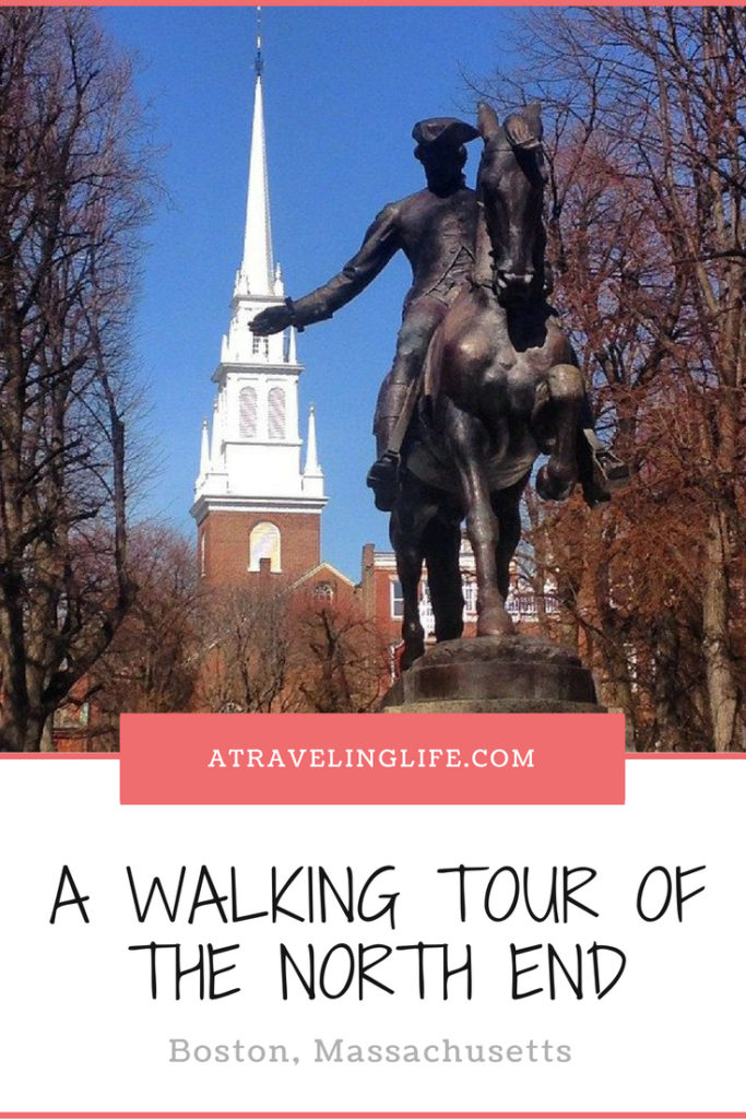 Experience a personalized small group tour of Boston's North End with Context Travel. Go beyond cannolis in the North End and get a deeper understanding of sights like Old North Church, Copp's Hill Burying Ground, and Faneuil Hall. | North End Boston | Things to do in Boston | What to do in Massachusetts | #TravelTips #Boston # NorthEnd #Massachusetts #VisitMA