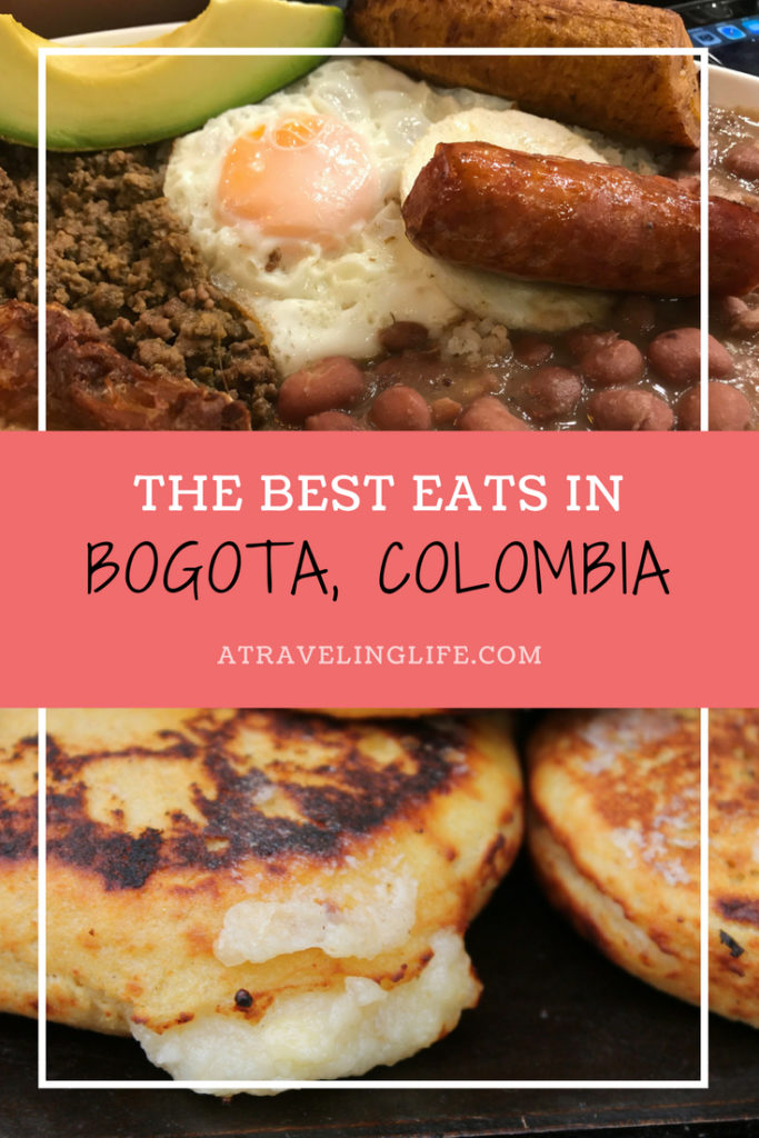 Here are the best places to eat in Bogota, Colombia, where you can find These Bogota restaurants recommended by a travel agent who spends ½ of the year in the city. | Best restaurants in Bogota | #VisitColombia #FeelTheRhythm #ColombianFood #ComidaColombiana