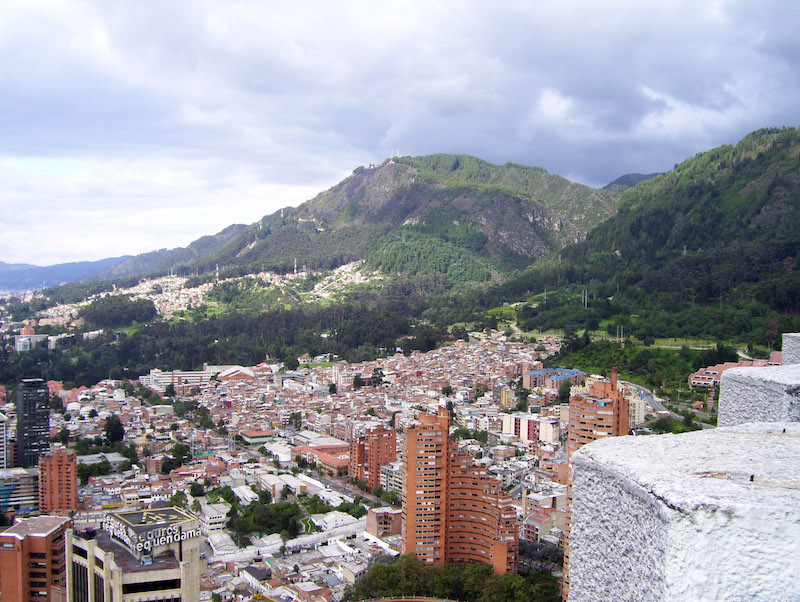 My Favorite Food Town: Bogota, Colombia