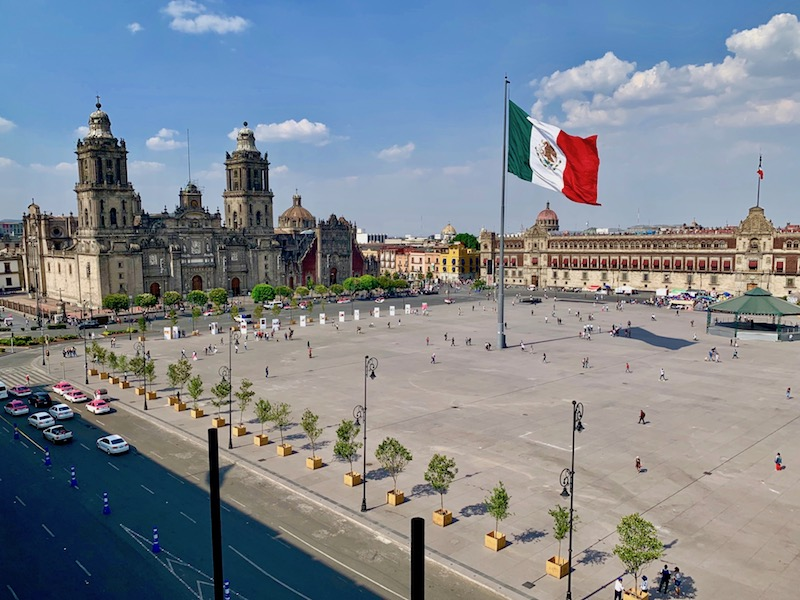 Three-Day Mexico City Itinerary: First-timers Guide